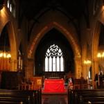 Inside St.Barts of Ripponden