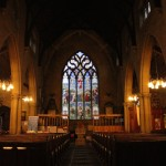 Inside St Barts by Suzanne Powell